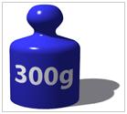 300g verniciatura di protezione UV lucida su solo fronte