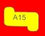 ETICHETTA A15 dim 25x20 mm