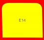 ETICHETTA E14 dim 58X50 mm