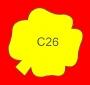 ETICHETTA C26 dim 32x32 mm