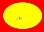 ETICHETTA C16 dim 56x48 mm
