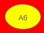 ETICHETTA A06 dim 22x18 mm